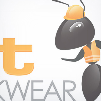 Workwear logo design